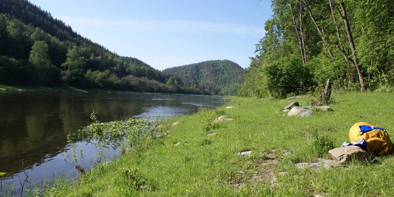 Агидель - Белая река