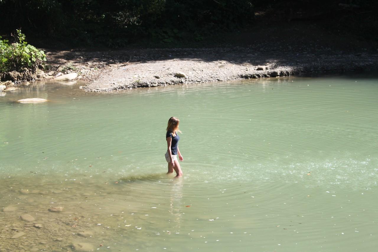 Горные воды